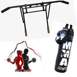 Kid Barra Multifuerza y Boxeo