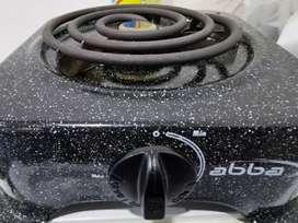Cocineta Abba eléctrica negro