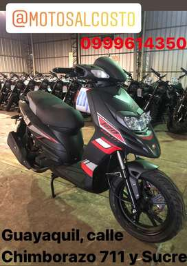 Moto Pasola Automatica Daytona Agility 180cc Precio Directo de Fabrica Consultas al Whatsapp