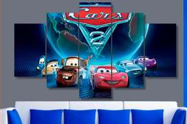 Cuadros Decorativos Cars