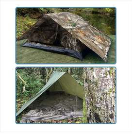 Sobre Carpa Realtree Para Camping Impermeable De Campamento
