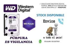 Purple 8TB