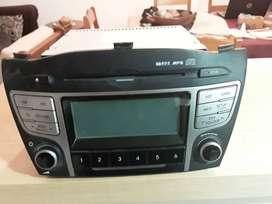 hyundai tucson equipo de audio