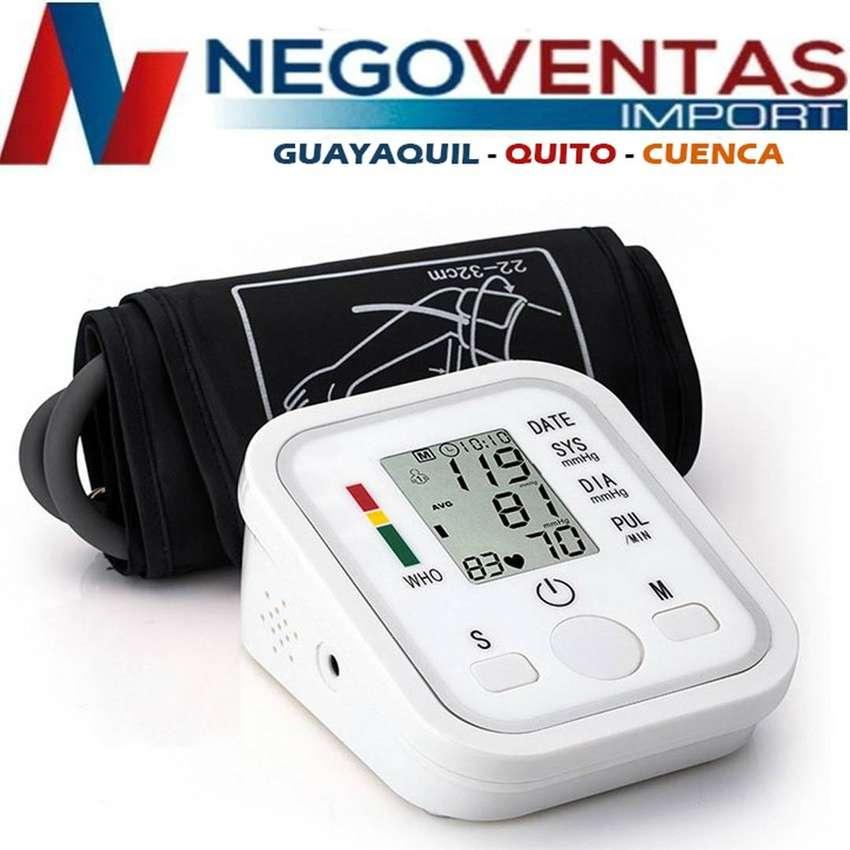 TENSIOMETRO DIGITAL DE BRAZO , MIDE LA PRESION 0