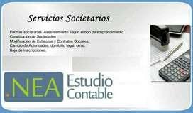 Constitucion de Sociedades srl. Sa