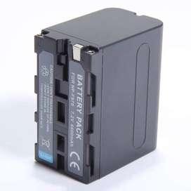 Bateria NP-F970 para accesorios y algunos modelos de camaras