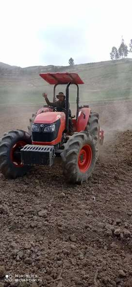 Tractor kubota 9540 japonés