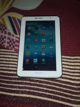 Se vende tablet sansumg tab2.sin detalles.sin chip en buen estado.