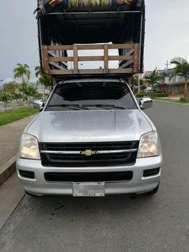 Camioneta chevrolet luv Dmax turbo diesel