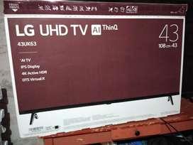 Smart Tv Uhd de 43 Lg