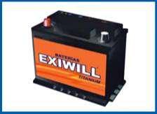 Batería Exiwill 42D600 55Ah
