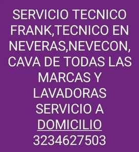 Servicio técnico Frank