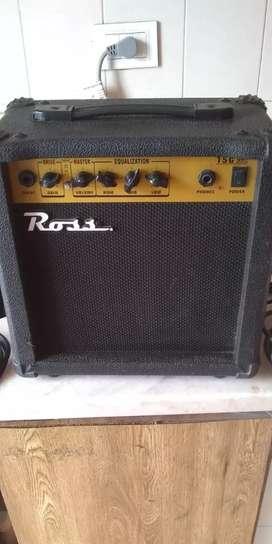 Vendo amplificador Ross