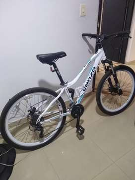Bicicleta venzo femenina