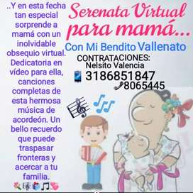 SERENATA VIRTUAL - PARRANDA VALLENATA INIGUALABLE