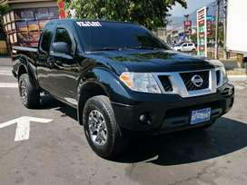 Nissan frontier 4x pro 4x4/2015  extra cab
