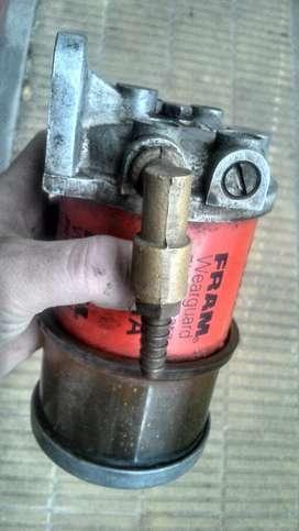 Filtro Gasoil Mann Tidem Motor Perkins G
