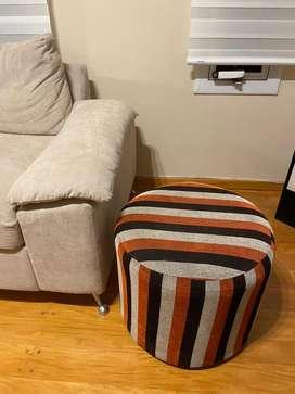 Puff decorativo para living/habitacion