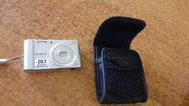 CAMARA  DIGITAL SONY   DSC W800 NUEVO 10/10