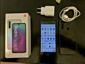 Vendo Xiaomi redmi note 8 sin detalles