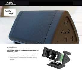 Parlante Onntz Angle 3 10W 14h Bluetooth (Negro)