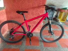 Bicicleta GW linx