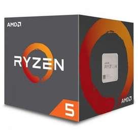 Procesador Amd Ryzen R5 2600 Gaming Mgc