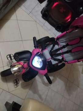 Triciclo niña