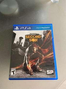 Juegos de PS4 en buen estado