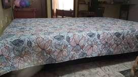 COMBO: colchón más base cama
