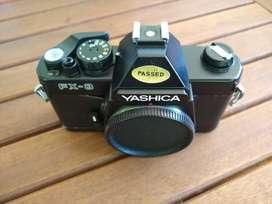 VENDO CAMARA YASHICA FX-3 NUEVA SIN LENTE