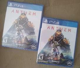 Nuevo Anthem PS4