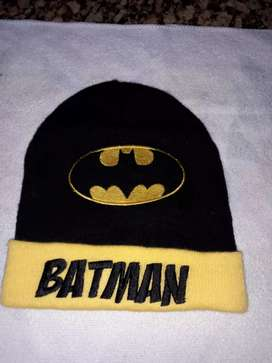 Gorro  de  batman