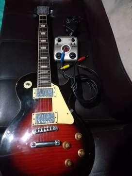 Vendo o cambio guitarra más pedal de efectos