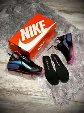 Tenis Nike Air Max Dia Negro Azul Envio Gratis