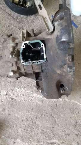 Caja de velocidad Chevrolet Corsa para repuestos sin selectora