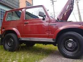Chevrolet Samurai Original