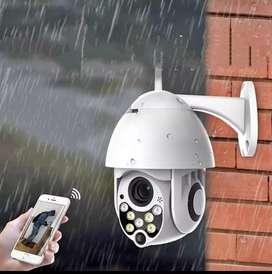 Cámaras de seguridad exterior con alarma