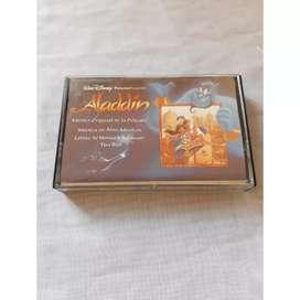 Cassette de música ( Aladin)