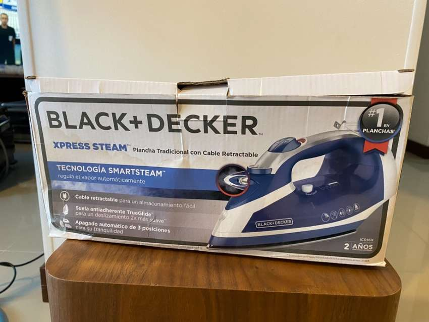 Plancha Black & Decker