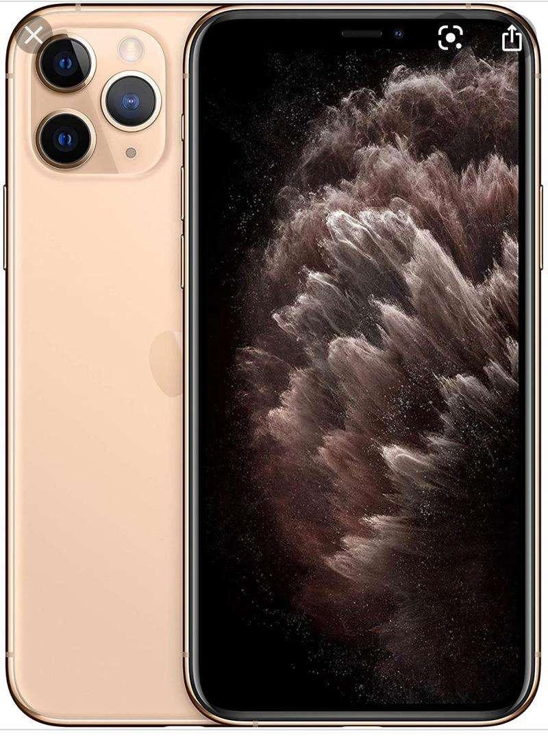 Iphone 11 pro rose gold