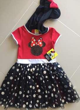 Vestido Minie Mouse Disney