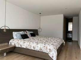 Juego de cama modelo Bari con colchón, marca Aristas