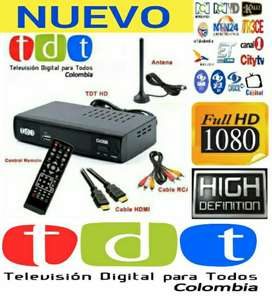 Promocion Decodificador Tdt Hd