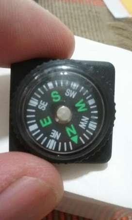 Reloj Brujula Accesorio