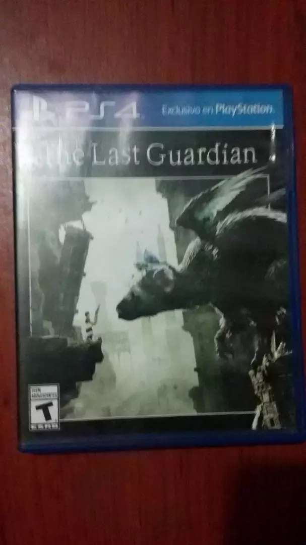 The Last Guardian Ps4 0