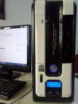Computador Intel con Board Gigabyte
