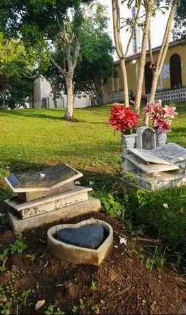 Vendo lote doble en el cementerio los olivos