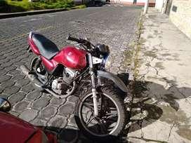 Suzuki 125 EN