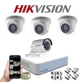 vídeo vigilancia- seguridad electrónica
